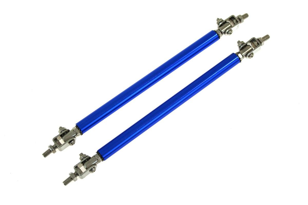 Wspornik Lotki, Mocowanie Dyfuzora 200mm Blue Tie Bars - GRUBYGARAGE - Sklep Tuningowy